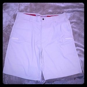 Men's Wrangler outdoor hiking shorts